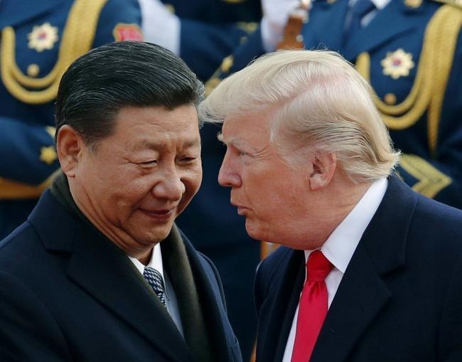 """川普:""""后面还有几千亿 只针对中国"""""""