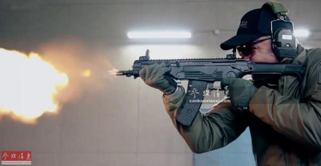 俄罗斯新版自动步枪一身美国味