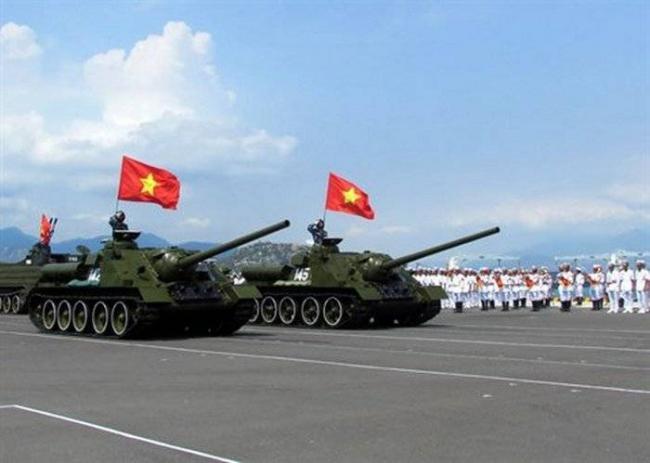 开博物馆么?这款二战时期装备仍在越南服役
