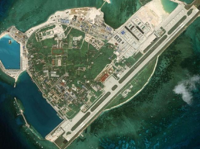 中国稳扎稳打推进南海军事化行动让越南孤军奋斗