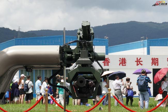 短小精悍:直9装备的国产23毫米机炮