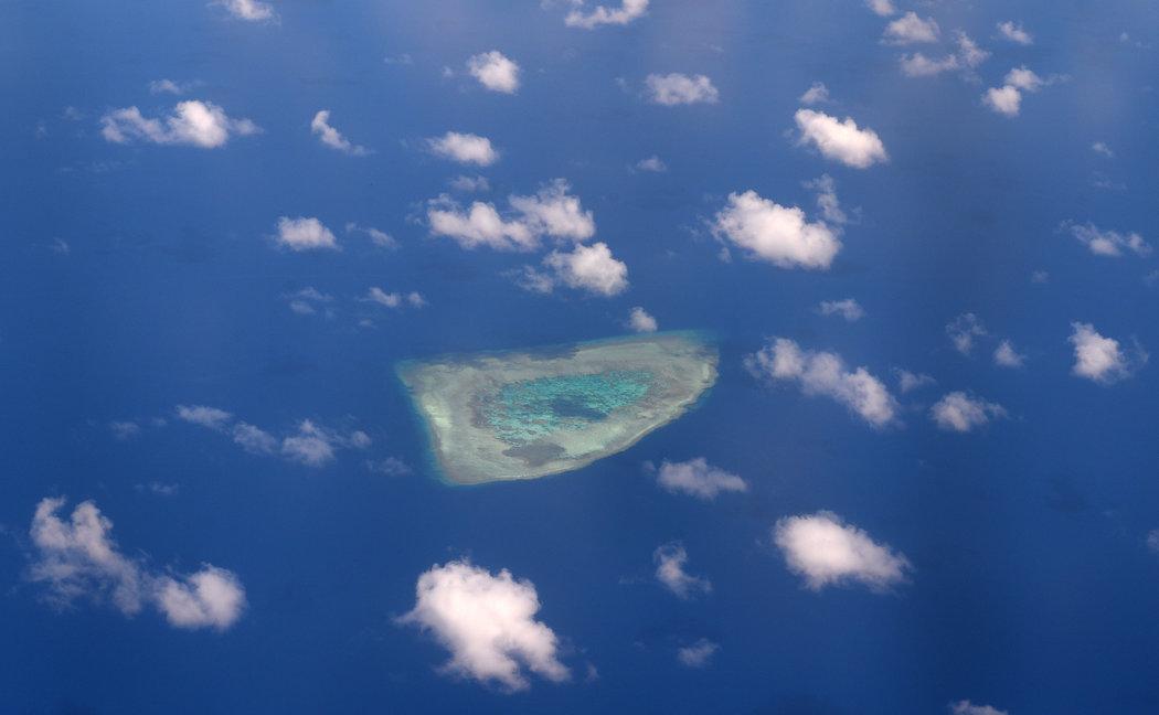 美中对抗 中国南海野心秘密武器竟是它