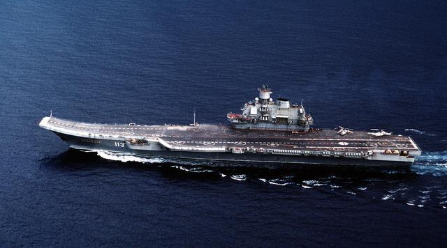 美媒:2030年前俄海军都休想有新航母