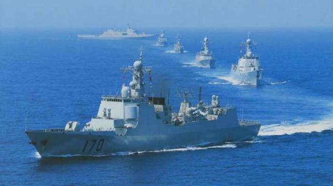 这国高级将领叫嚣一周就可歼灭中国海军
