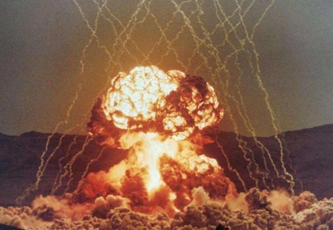 中国遵守不首先使用核武器原则:但三种情况除外