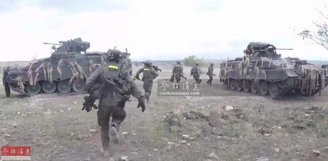 德军入侵俄邻国?实与格鲁吉亚联演抗俄