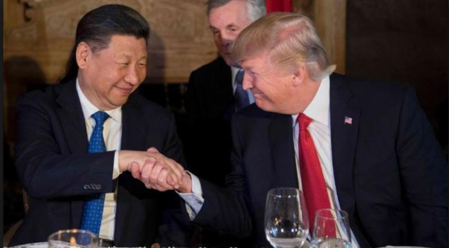 习近平毫无招架之力川普将中国逼入死角