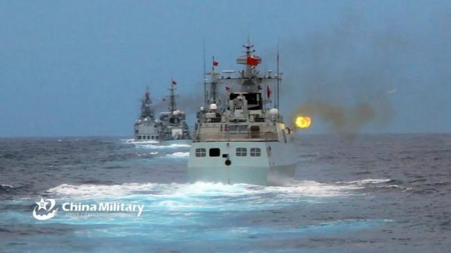 美高官:若中国收复菲占岛屿 美军将介入