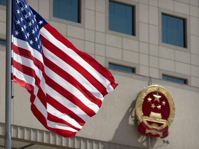 """白宫顾问放狠话 中国""""非常想谈谈"""""""