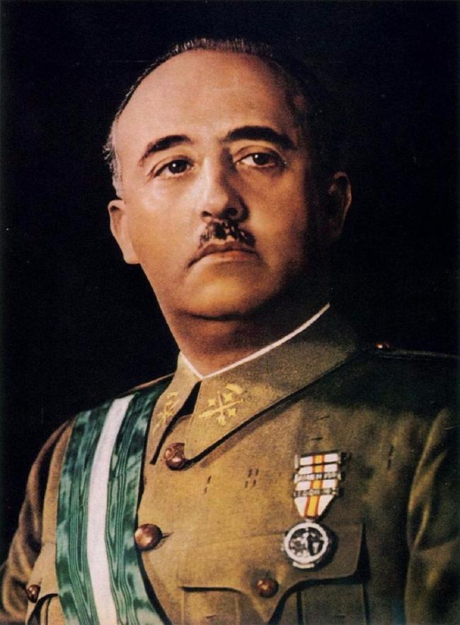 同样是法西斯,为何佛朗哥没让西班牙卷入二战