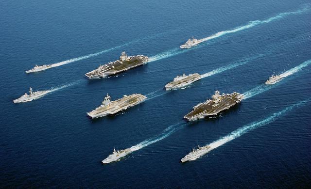 美国海军正式重启第二舰队,释放出一重要信号