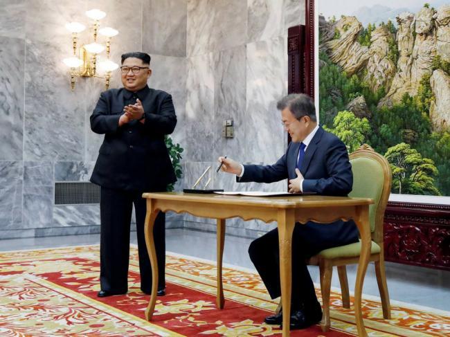 为了终战宣言 朝鲜或做出震撼性让步
