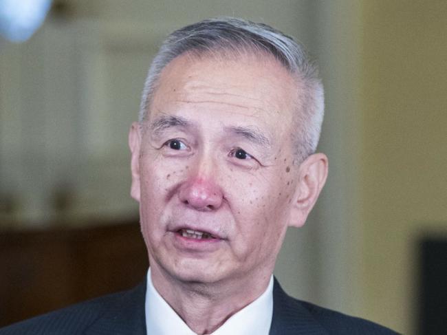 核心論壇劉鶴中途退場 發言尺度驚人