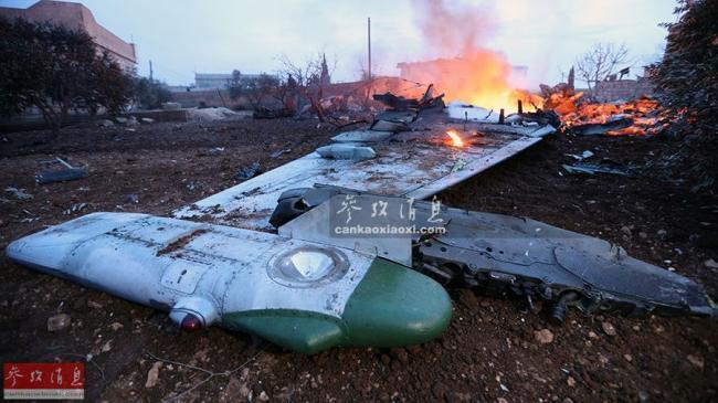 伊爾20栽了?駐敘俄軍幾乎摔遍主力戰機