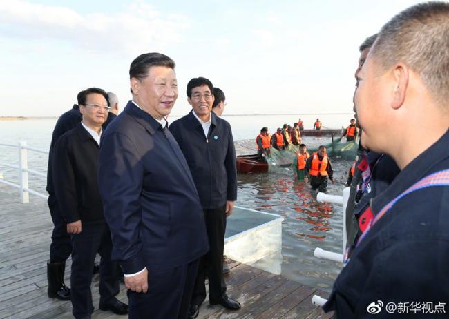 习近平认了 中国遇到过去没有过的困难