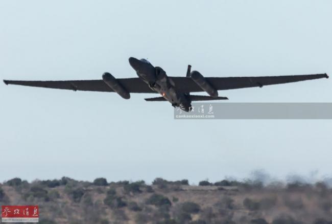 高空间谍61年!中国军迷拍美U-2侦察机