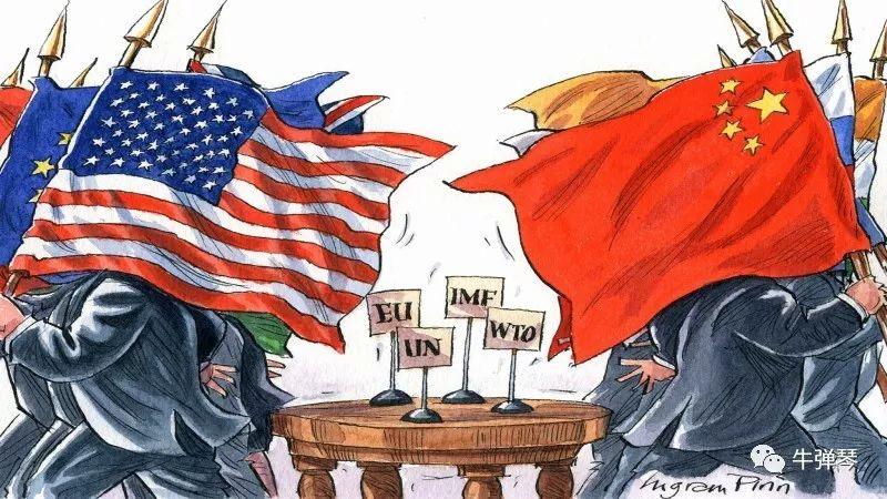 特朗普改口了?中美不是贸易战是小冲突