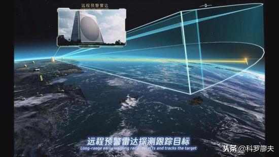 """中国""""三军之眼""""亮相珠海航展 能看清全世界每一角落"""