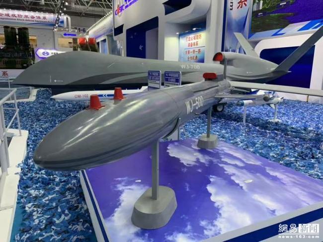 WJ-500模拟隐身战机 锤炼解放军反隐形战力