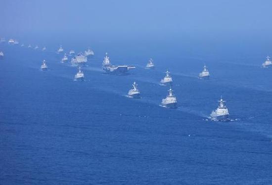 中国未来20年可能面临三场战争 除台湾外印度成威胁
