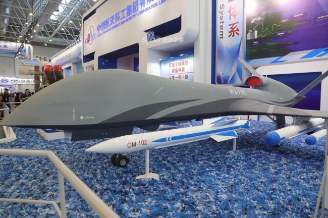 美軍演練無人機打無人機 美媒︰中國是唯一潛在敵手