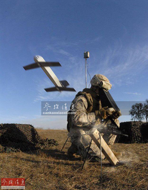 超近實拍國產單兵巡飛彈︰會炸的無人機