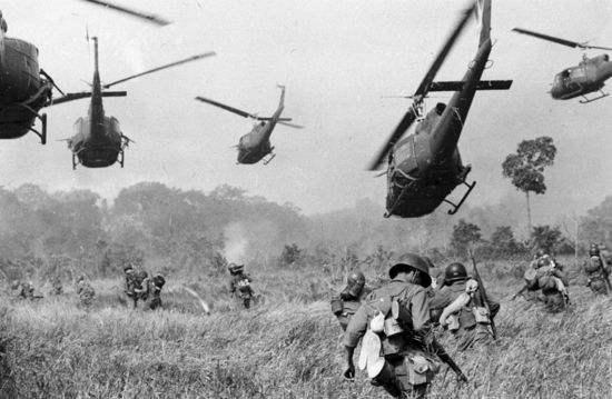 美国越战时伤亡20万士兵还面临战败 差点动用核武器