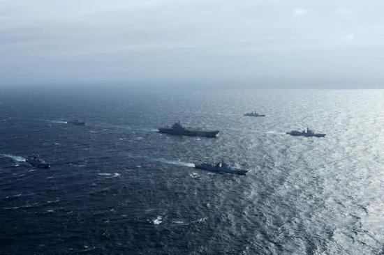 中国两年内将有望开工4艘航母 2艘或为核动力