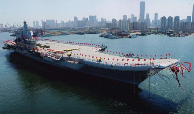 國產航母相比遼寧號有多處改進盡顯中國經驗