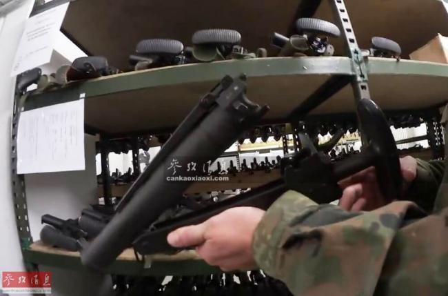 從手槍到重機槍!德特戰隊武庫曝光