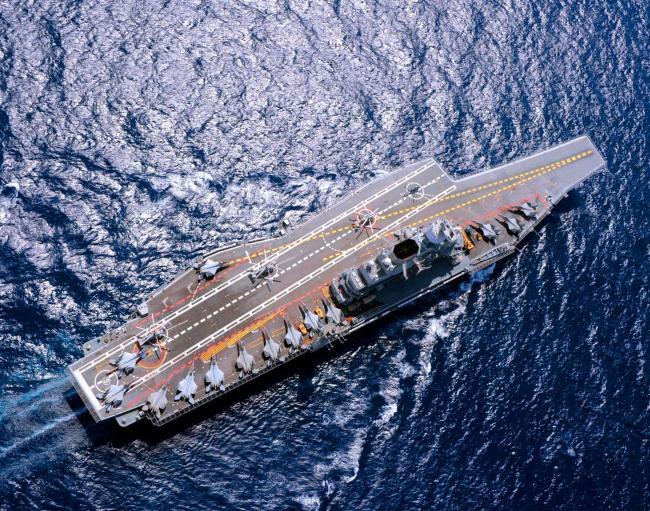 有心無力 俄超級航母遙遙無期轉造4萬噸航母