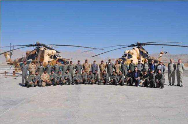 競標中擊敗直10巴基斯坦接收4架米35M直升機