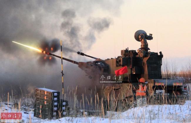 豹2裝英高炮!神射手千發彈幕滅敵
