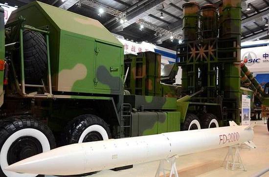 巴铁军方透露将采购中国外贸版红旗9 可遏制印度苏30