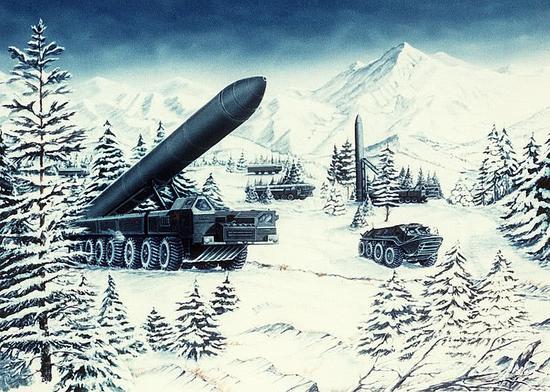 乌克兰是否真有能力造核武?看看中国辽宁舰就知道