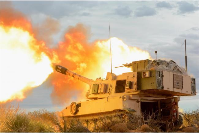 美軍測試155毫米58倍徑火炮 受什麼刺激了