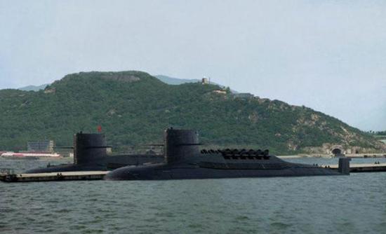 全球战略核潜艇大排名:中国094型为何只能排第5?