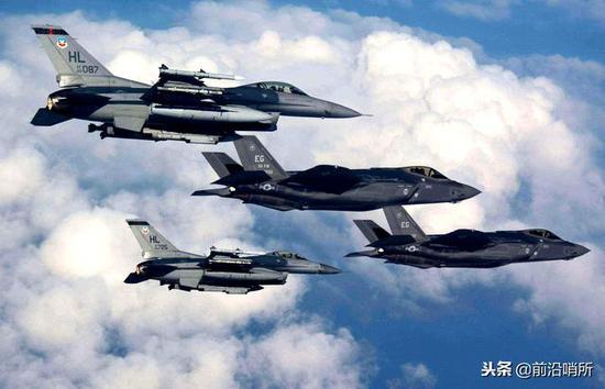美媒:美空军有致命缺陷事故频发 7年后将落后中国