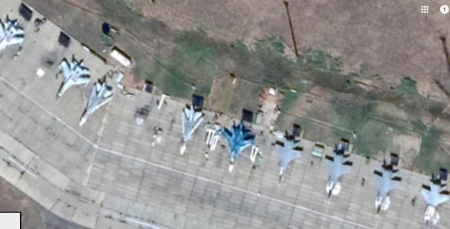 俄匕首導彈部署地意外曝光 米格31一同現身
