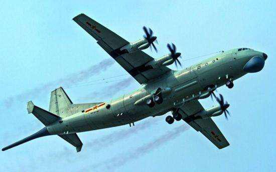 美军P8难在南海安全飞行 中国反潜机却来去自由