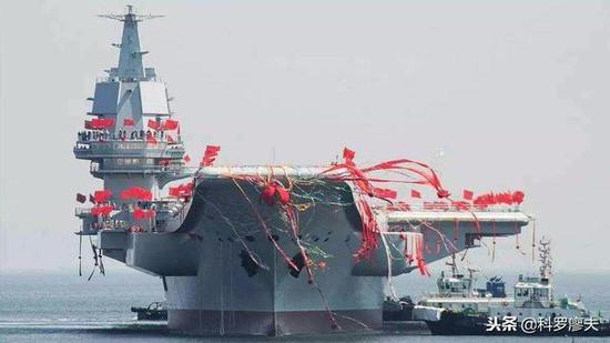 中国需要多少航母才能确保海洋强国 至少还要造4艘