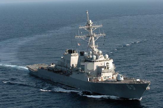 中方回应美军舰闯南海:已派军舰军机将其驱离