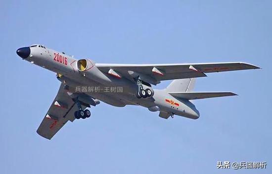 轰6K还将服役20年寿命强于B52H 新轰炸机何时现身