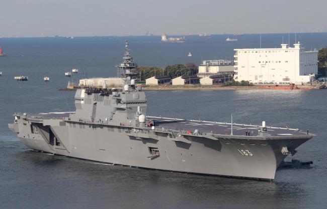 被潜艇炸出心理阴影 日本不遗余力发展反潜