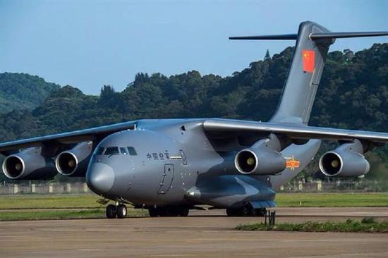中国运20U或两年内交付服役 可加装吊舱为轰6K加油