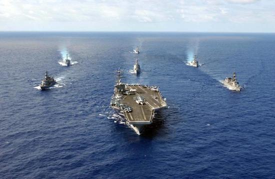 美國網友評中國海軍︰沒想到已經龐大到這個地步