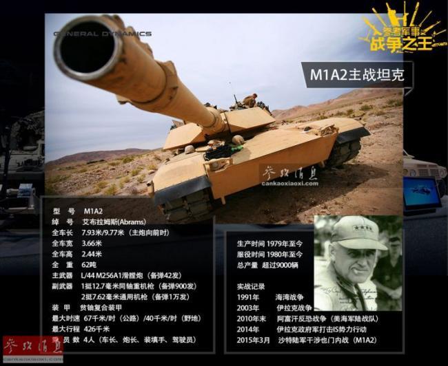 M1A2比T-14打得準!美俄坦克拼射擊精度