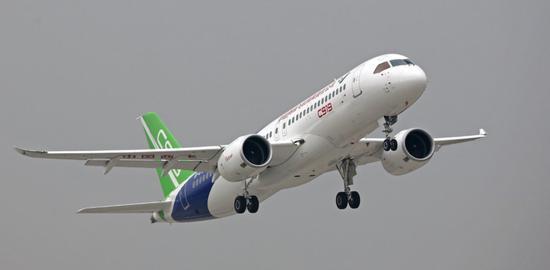 中国大飞机遭美欧围剿 C919传统设计其实已走到尽头