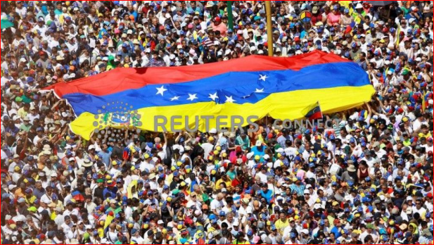马杜罗同意提前举行委内瑞拉选举