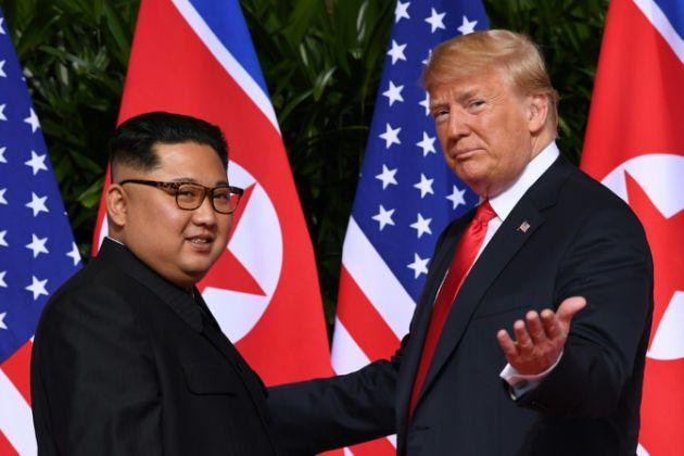 传美国可能向朝鲜让步